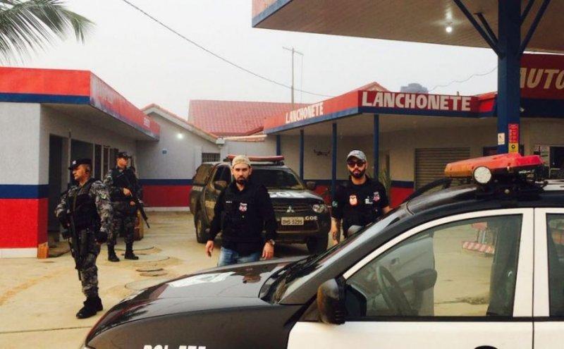Polícia Civil e SEDAM realizam Operação Rota Invertida em RO e cumprem mandados