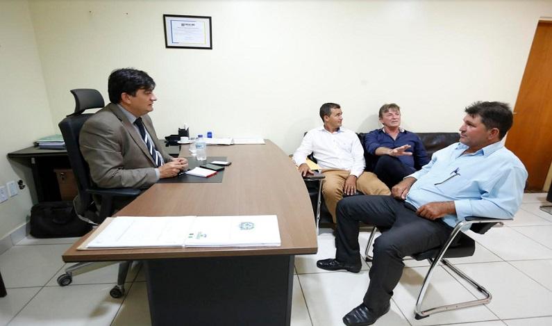 Deputado Cleiton Roque destina recursos para Novo Horizonte