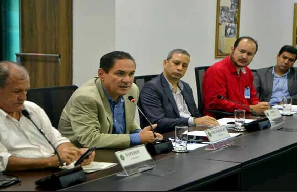 Conder aprova aporte de recursos para o alfandegamento do aeroporto Jorge Teixeira