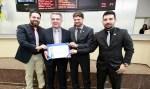 Assembleia Legislativa homenageia os delegados da Policia Civil de Rondônia