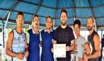 Deputado Léo Moraes recebe medalha Dom Pedro II do Corpo de Bombeiros e Diploma de Amigo da Polícia Militar