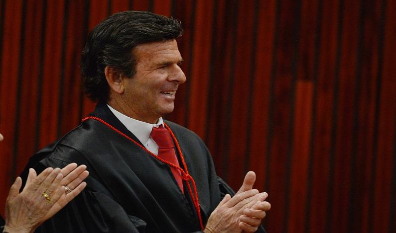 Ministro Luiz Fux é eleito presidente do Tribunal Superior Eleitoral