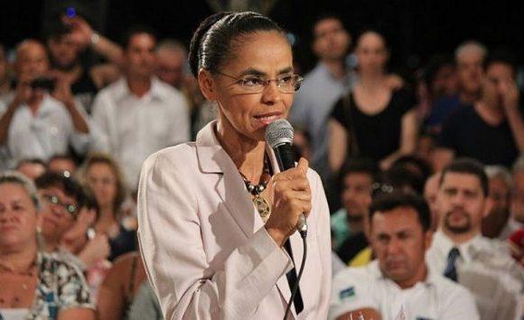 Rede lançará Marina Silva como pré-candidata à Presidência no sábado