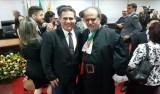 Maurão de Carvalho prestigia posse do novo presidente do Tribunal de Justiça
