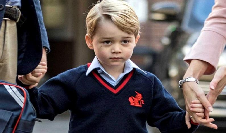 Padre pede orações para que príncipe George seja gay