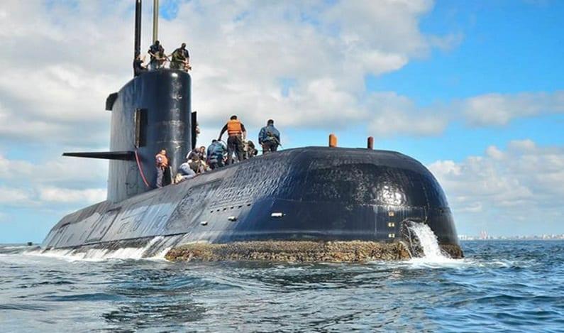 Argentina reconhece morte de toda tripulação de submarino Ara San Juan