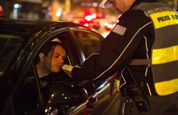Motoristas embriagados terão penas mais duras a partir desta quinta-feira