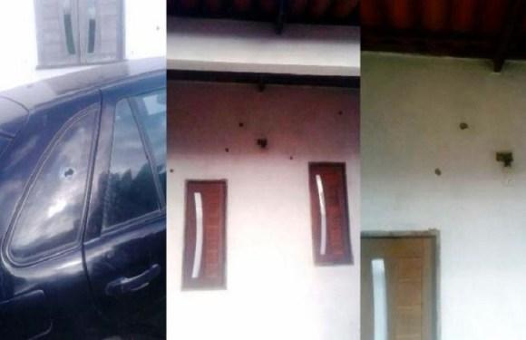 Residência de vereador é alvejada com tiros no interior da Bahia