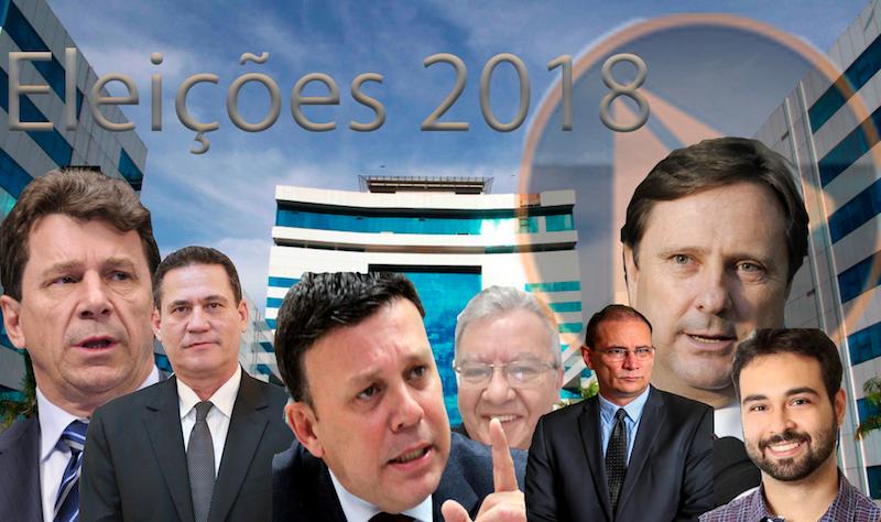 Conheça os pré-candidatos ao governo de RO e veja um pouco sobre o perfil de cada um