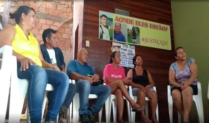 Em RO, família de agricultores desaparecidos no AM quer que PF investigue o caso