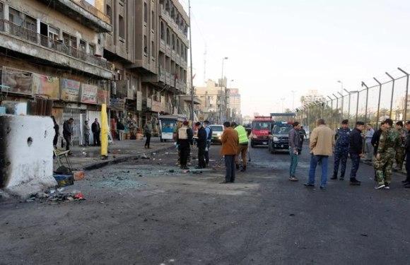 Duplo atentado suicida deixa mais de 30 mortos e de 90 feridos em Bagdá
