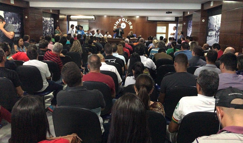 Policiais civis encerram greve no RN