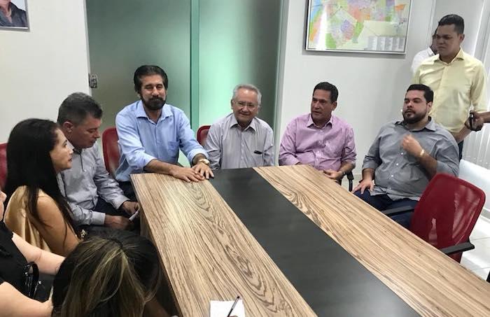 MDB confirma Confúcio ao Senado em 2018