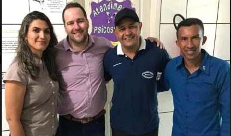 Alex Redano destina mais de R$ 680 mil em emendas para Buritis