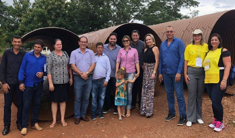 Emenda parlamentar de Léo Moraes melhora vida de produtores rurais em Theobroma