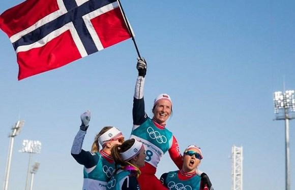 Noruega é a grande campeã dos Jogos Olímpicos de PyeongChang
