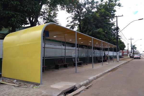 Rotas de ônibus são alteradas com desativação de terminal em Porto Velho