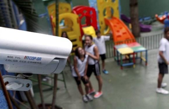 Porque a prefeitura de Porto Velho não licita a vigilância eletrônica nas escolas?
