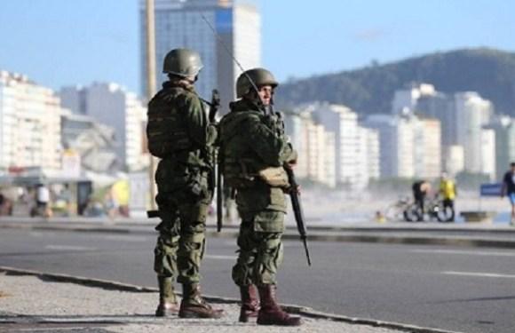 Intervenção federal no RJ entra em nova fase, diz coronel