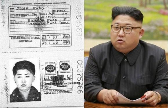Líderes da Coreia do Norte usaram passaportes brasileiros para pedir vistos de países ocidentais, dizem fontes