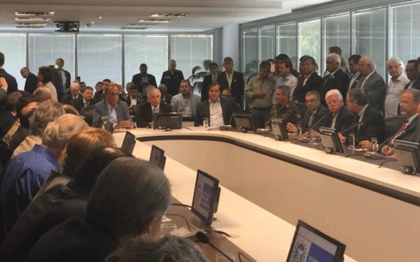 Temer anuncia criação do Ministério da Segurança Pública