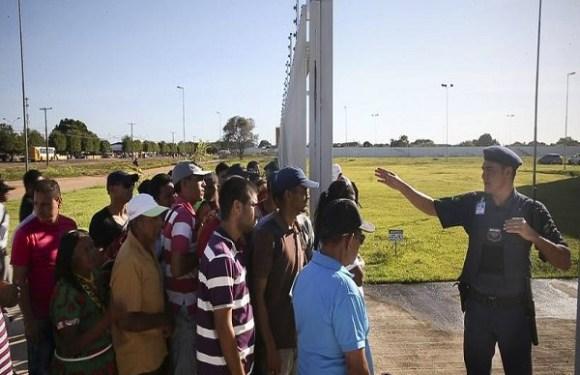 Interiorização de venezuelanos em RR começa em 15 dias