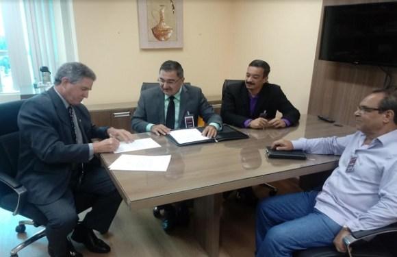 Associação dos Oficiais da PM/RO protocolizam pedido de providências no TJ, MP e na ALE