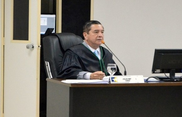 Conselheiro do TCE/AP José Júlio vira réu por 62 crimes de lavagem