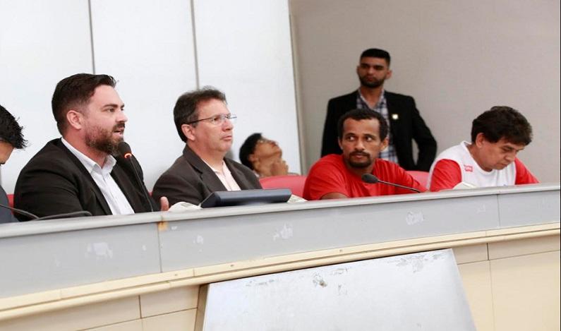 Assembleia Legislativa realiza audiência pública para discutir privatização da Eletrobras Rondônia