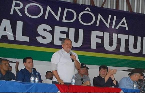 Luiz Cláudio ressalta importância das mulheres na política e reafirma compromissos