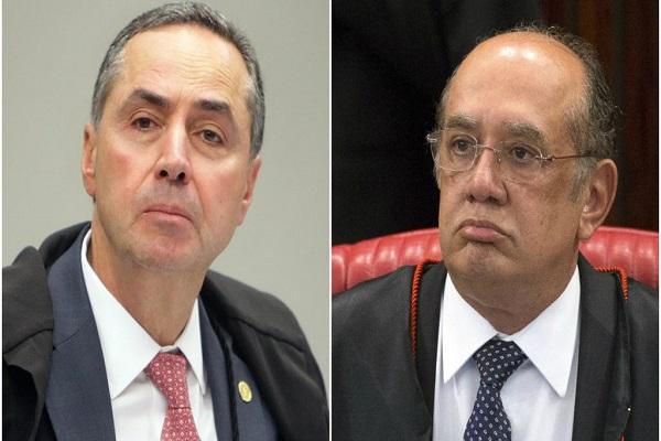 Assista á íntegra do bate-boca entre Gilmar e Barroso no Supremo