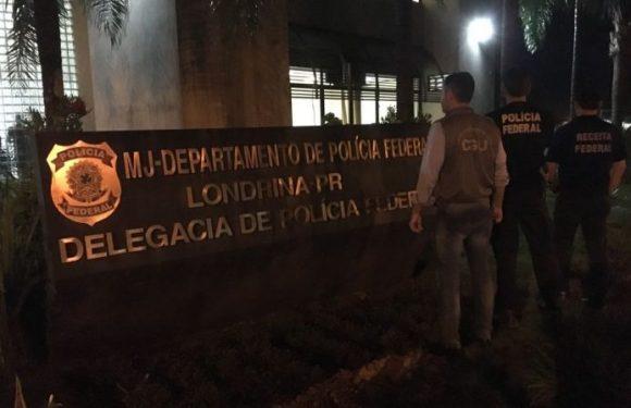 PF cumpre 20 mandados de prisão contra desvios em universidade pública no PR