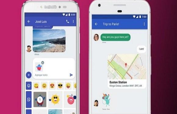 Como é o Chat, serviço de mensagens do Google que substituirá o SMS nos celulares Android