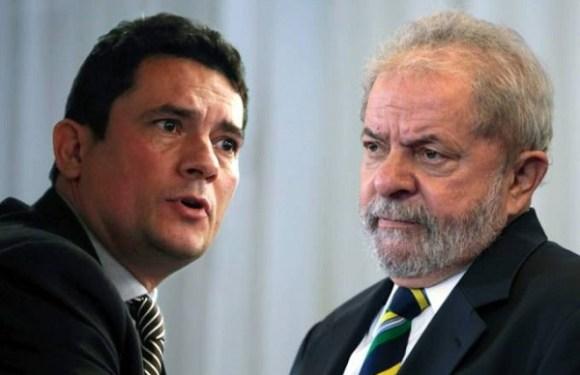 Moro adia interrogatório de Lula no processo envolvendo o sítio de Atibaia