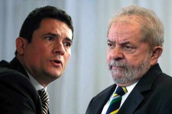Em carta, Lula acusa Moro de desacatar STF