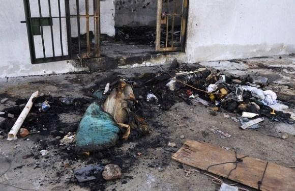 Incêndio em prisão do RS deixa pelo menos 5 mortos