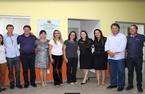 Deputada Rosangela Donadon cumpre agenda no Cone sul de Rondônia