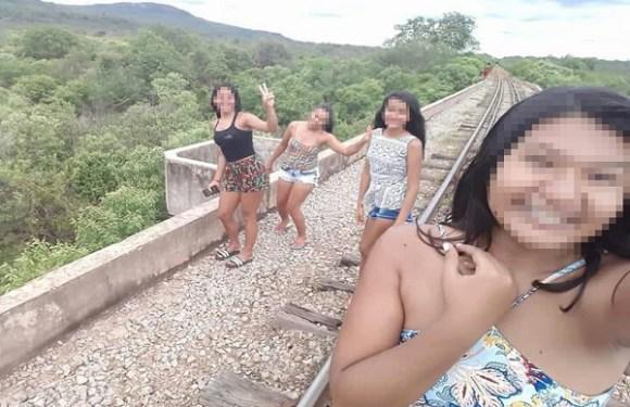 Jovens caem de ponte no Piauí ao tirar selfie