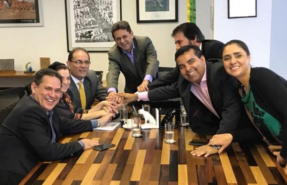 Em Brasília, Maurão de Carvalho trata da transposição e de questões ambientais