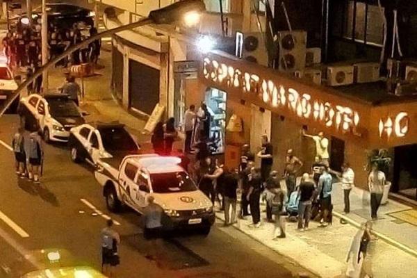 Tumulto entre guardas municipais e evangélicos deixa feridos no RJ