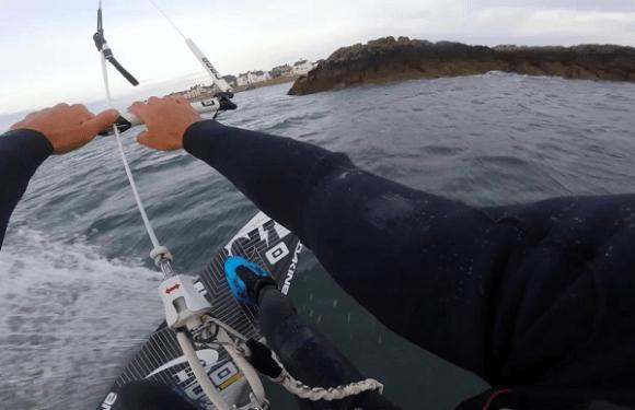 Italiano morre após cair no mar enquanto praticava kitesurf na Bahia