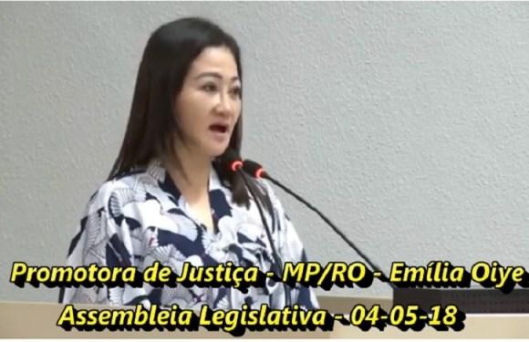Ministério Público alega preocupação com saúde pública perante implantação das OS's, Hildon é ex-membro do MP/RO