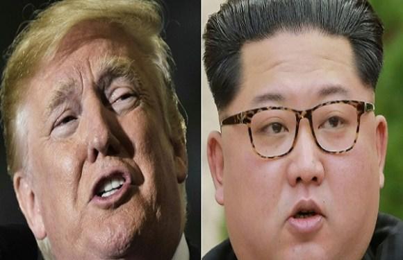 Trump confirma encontro com Kim Jong-un em 12 de junho