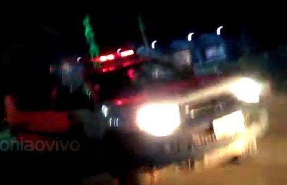 Em Porto Velho PM de folga prende cinco agentes de trânsito por abuso de autoridade