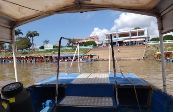 Normativa da Receita Federal complica vida de moradores de Guajará-Mirim e porto está fechado