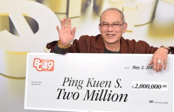 Homem faz aniversário, se aposenta e ganha na loteria no mesmo dia