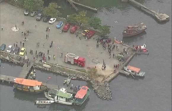 Polícia Civil divulga lista de vítimas de naufrágio em Itaguaí, no RJ