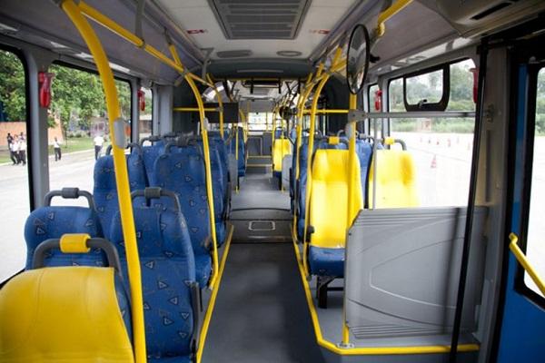 Transporte público poderá ter botão de pânico