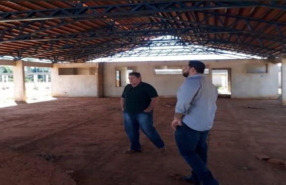 Jean Oliveira intercede para liberar recursos para construção de escola municipal em Alto Alegre dos Parecis