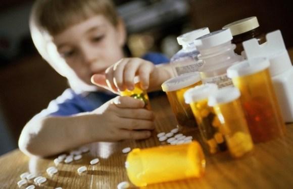 Guia traz orientações para casos de ingestão de produtos tóxicos